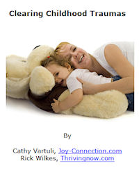 Clearing Childhood Trauma – E-Book